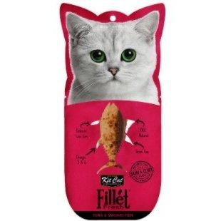 キットキャット 猫おやつ フィレ ツナ&おかか (30g) KitCat Fillet tuna&okaka for catsアイキャッチ画像