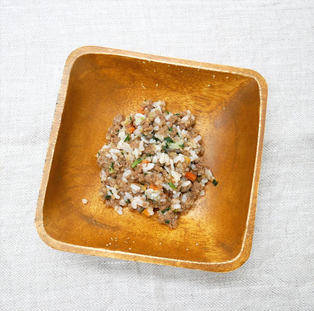 記事 BASE FOODとテラカニス缶で簡単ご飯のアイキャッチ画像